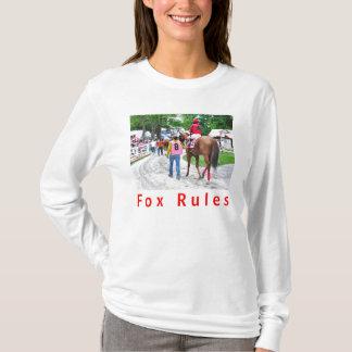 The Post Parade at Saratoga T-Shirt