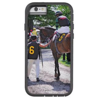 The Post Parade at Saratoga Tough Xtreme iPhone 6 Case