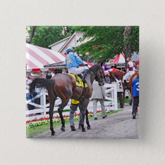 The Post Parade Pinback Button
