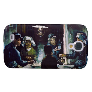 The Potato Eaters by Vincent Van Gogh Galaxy S4 Case