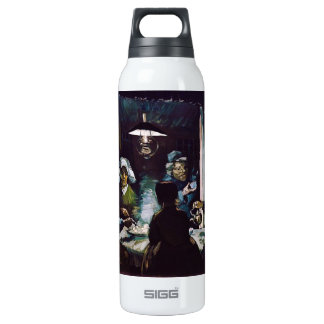 The Potato Eaters by Vincent Van Gogh 16 Oz Insulated SIGG Thermos Water Bottle