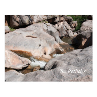 The Potholes Postcard