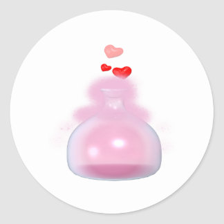 The Potion Classic Round Sticker