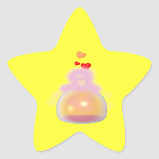 The Potion Star Sticker