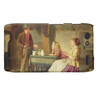 The Potter, 1876 (oil on canvas) Droid RAZR Cover