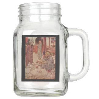 The Potter The Rubaiyat Collection Mason Jar