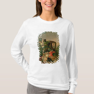 The Pottery Vendor, 1778 T-Shirt