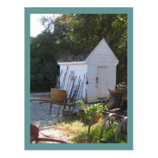 The Potting Shed Postcard