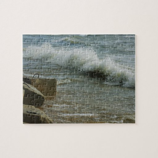 The Pounding Surf Picture Puzzle