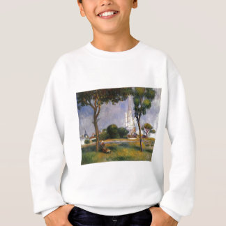 The Powder Magazine at La Rochelle by Pierre-Augus Sweatshirt