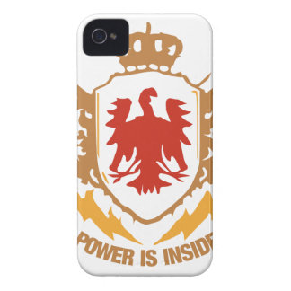 The Power Is Inside You - Motivational / Success iPhone 4 Case