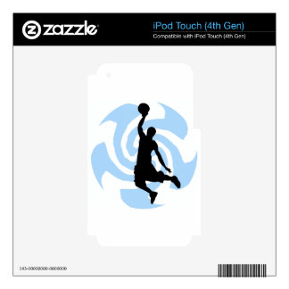 THE POWER JAM iPod TOUCH 4G SKIN