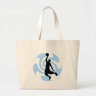 THE POWER JAM LARGE TOTE BAG