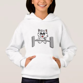 The Power Lifter Hoodie
