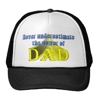 The Power of Dad Mesh Hats