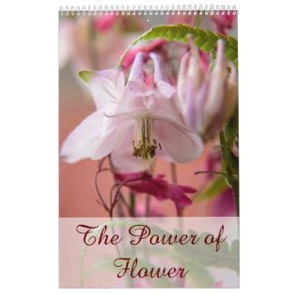The Power of Flower Calendar