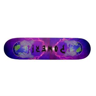 The Power of God's Word Custom Skate Board