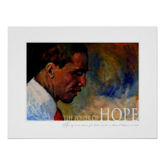 The Power of Hope Print