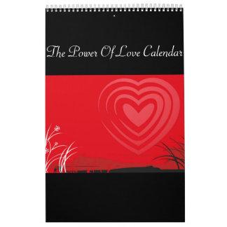The Power Of Love Calendar
