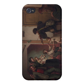The Power Of Music iPhone 4/4S Covers