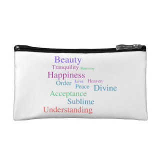 The Power of Positive Thinking Makeup Bag