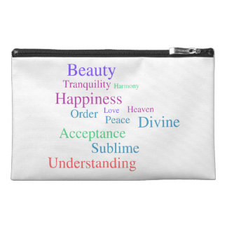 The Power of Positive Thinking Travel Accessory Bag