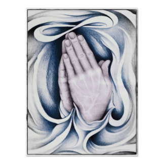 """The Power of Prayer 18"""" x 24"""" Poster"""