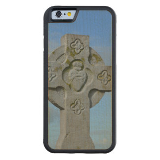 The Power of Prayer Carved Maple iPhone 6 Bumper Case