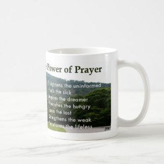 The Power of Prayer Cup Mugs