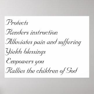 The Power of Prayer Print