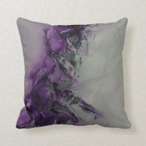 The Power of Purple Polyester Pillow