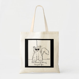 The Power of String Compels You - Kitty Tote