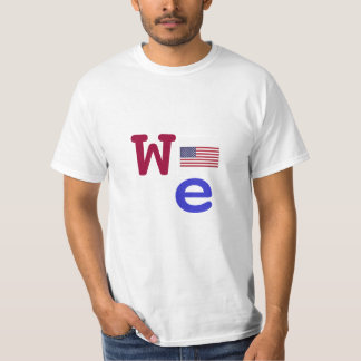 The Power of We T-Shirt