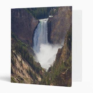 The Power Of Yellowstone 3 Ring Binder