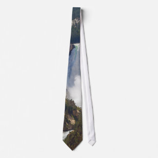 The Power Of Yellowstone Neck Tie