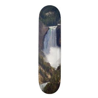 The Power Of Yellowstone Skateboard