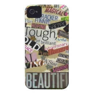 The Power of You iPhone 4 Cover
