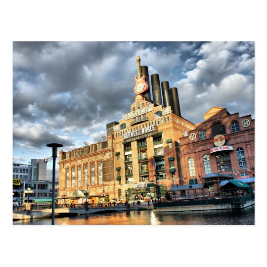 The Power Plant Postcard