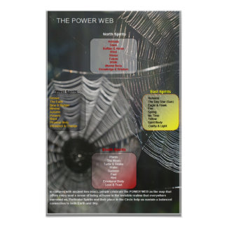 The Power Web Poster