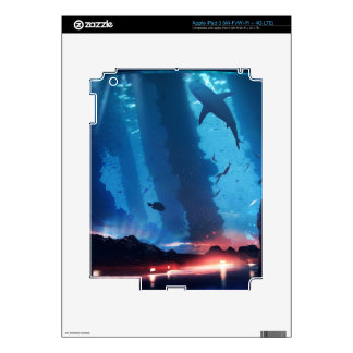The Powerful Imagination Of Children iPad 3 Decal
