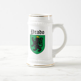 The Prado Shield Mug