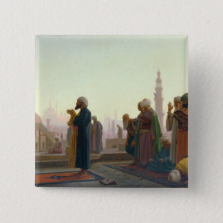 The Prayer, 1865 Button