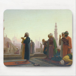 The Prayer, 1865 Mouse Pad
