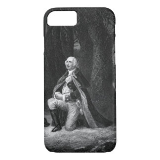 The Prayer at Valley Forge. Gen_War Image iPhone 7 Case