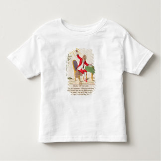 The Prayer of Voltaire Toddler T-shirt