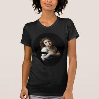The Prayer - William Bouguereau T-Shirt