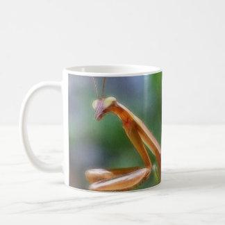 The Praying Mantis Coffee Mug
