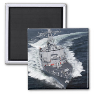 The Pre-Commissioning Unit Jason Dunham 2 Inch Square Magnet