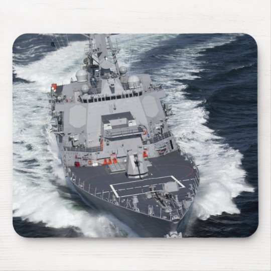 The Pre-Commissioning Unit Jason Dunham Mouse Pad
