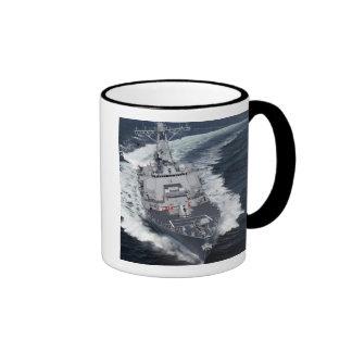 The Pre-Commissioning Unit Jason Dunham Ringer Coffee Mug